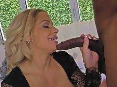 Posh Mature Mom Alyssa Suck And Fuck Black Boy Hd Porn F5