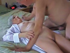Mature Has Orgasm While She