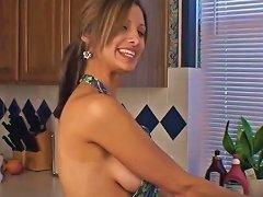 Hottie Step Mom Alexis Bangs Cool Teen Son's Friend