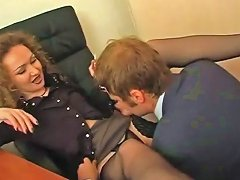 Incredible Homemade Video With Milf Stockings Scenes