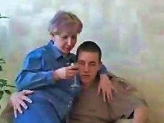 Russian Mature Slut Lana Fucked Again And Again