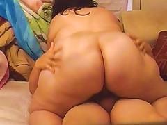 Plumpluv's Fat Huge Butt Riding Dick Porn 4e Xhamster