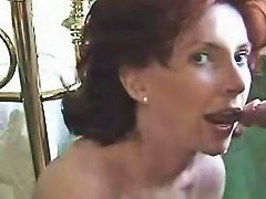 Milf Takes Cumload In Her Mouth Drtuber