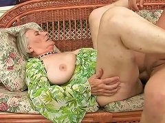 Fat Granny With Saggy Tits Bangs With Young Fuck Buddy Sunporno Uncensored