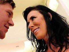 Pervcity Milf Reagan Foxx Creampied By Younger Guy
