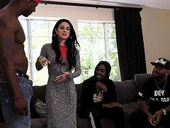 Bbc Slut Joanna Angel Enjoys Interracial Gangbang And Dp Nuvid