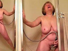 Mom's Slow Motion Orgasm Heaven