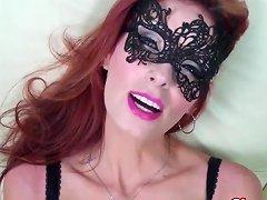 Kinky Canadian Milf Shanda Fay Gets Fucked In Sexy Mask