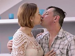 Old4k Experienced Dad And Buxom Cutie Embark Sex In