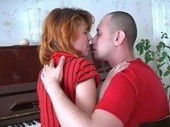 Redhead Mom Helen And Romeo