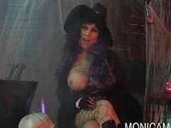 Halloween In Norway With Monicamilf
