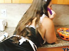 Big Ass Milf Madisin Lee Gives Son A Creampie For