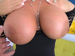 Busty Milf Gets Drilled And Swallows Jizz Free Hd Porn Ad
